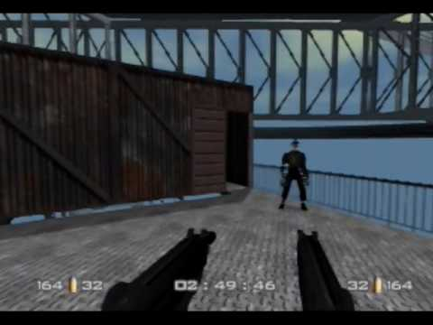 (Part 18) GoldenEye 007 - Vs. Alec - Eighteenth Stage: Mission 7: Cradle - PEMNAS Playthrough