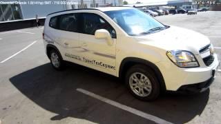Chevrolet Orlando Тест-драйв.Anton Avtoman.