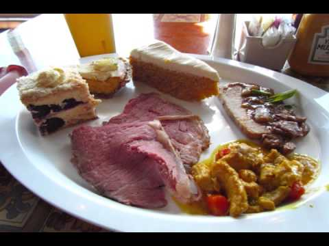 Carnival Victory 2013 Dining Food Pictures  YouTube