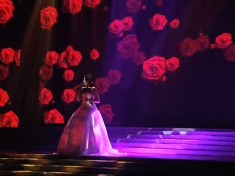Sarah Geronimo Sings Despite Technical Problems - Miss Manila (june 24, 2014) video