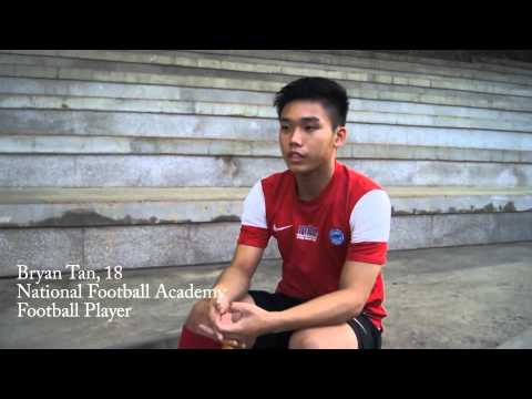 Life of a National Athlete at Republic Polytechnic 1080p