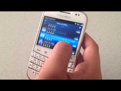 Blackberry App World'dan Nasıl Uygulama İndirilir?