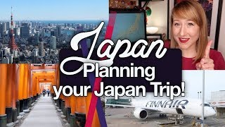 Planning Your Japan Trip! Japan Trip Planning Series #1 | thisNatasha