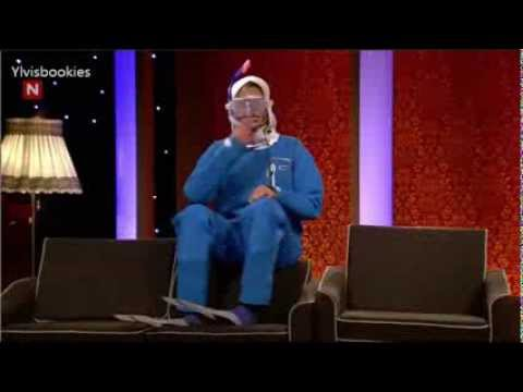 Ylvis – Calles exit and Magnus intro or? – IKMY 29.10.2013