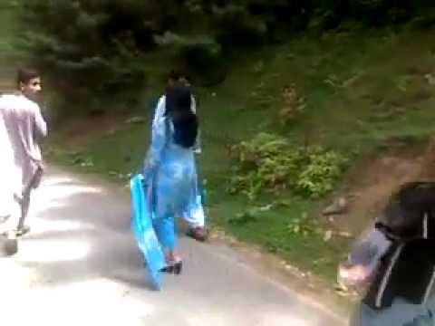 Angry Salma Shah In Murree Video By Salma Shah video