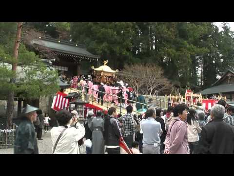 高山市 「櫻山八幡宮」 ~櫻山八幡宮式年大祭~