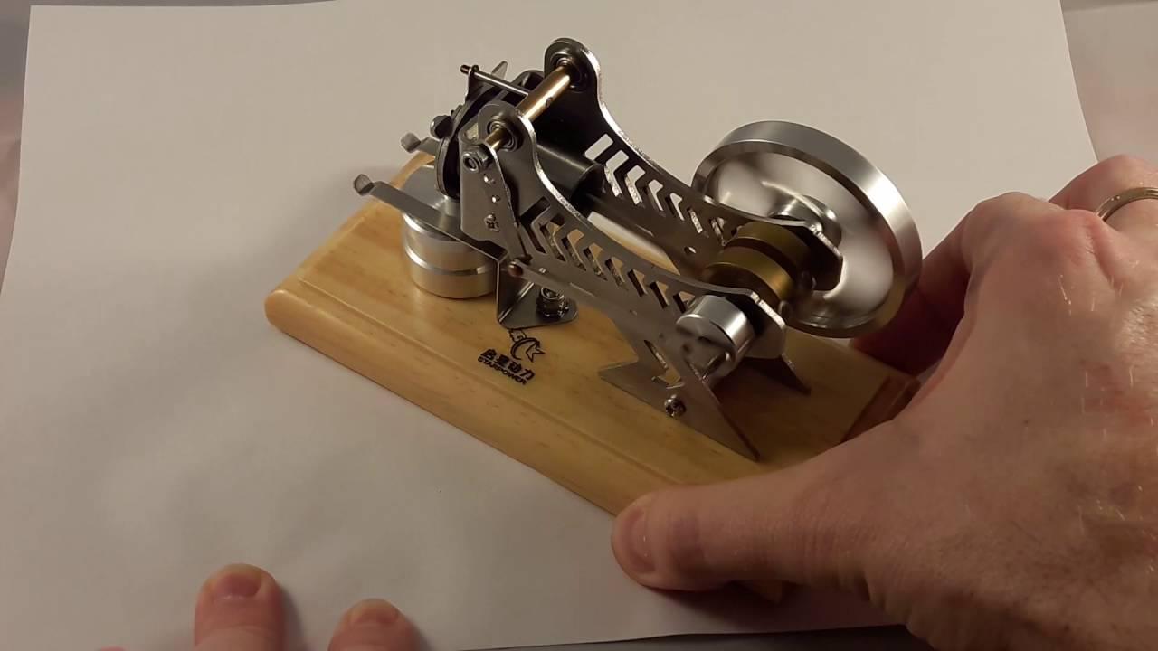 Двигатель вакуумный своими руками 712