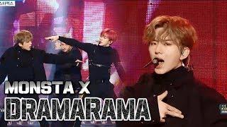 [HOT] MONSTA X - DRAMARAMA, 몬스타엑스 - 드라마라마 20180106