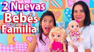 Dos Muñecas BABY ALIVE Llegan a Casa | AnaNana Toys