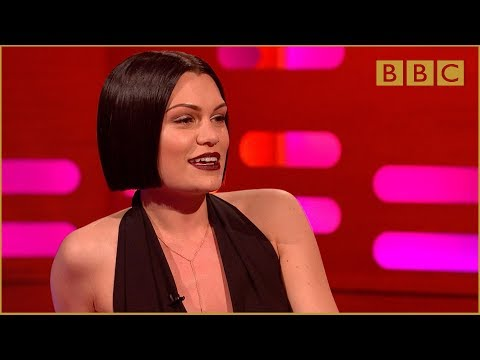 Jessie J sings with her mouth closed - The Graham Norton Show: Series ...