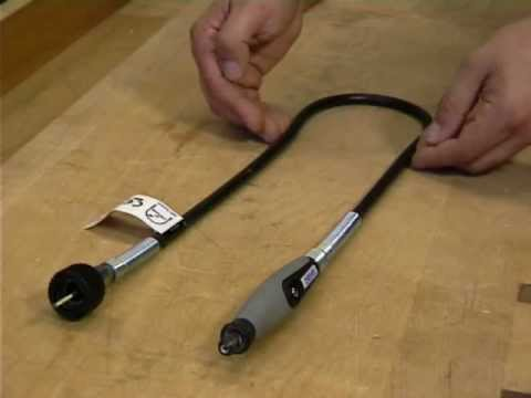 Dremel 225 Flexible Shaft Extension Youtube