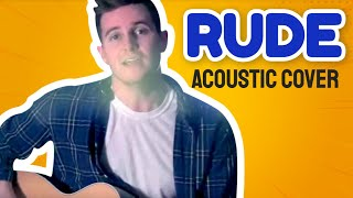 MAGIC! - Rude (Music Video Cover by Andy Scalise)