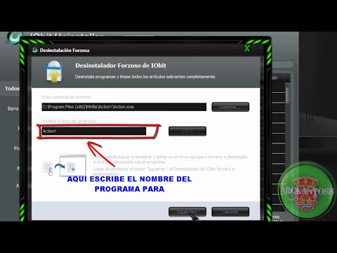 COMO DESINSTALAR PROGRAMAS DE RAIZ EN WINDOWS.wmv
