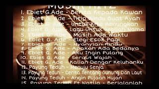 Ebiet G.Ade Full album Berita Kepada Kawan Top15