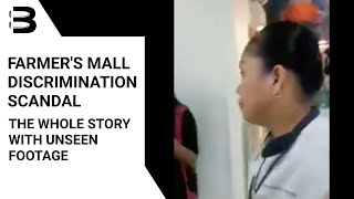 UNSEEN FOOTAGE | Farmers Mall Incident | Gretchen Custodio Diez | Chayra Ganal | Bullet Santander