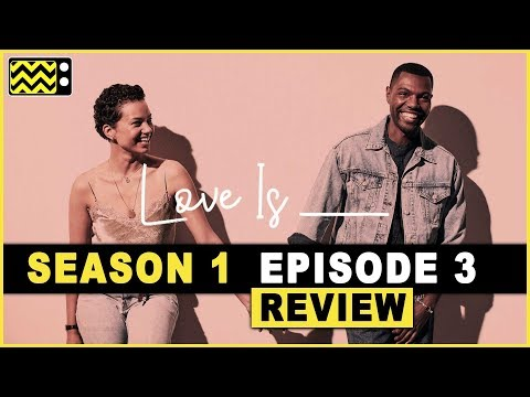 Love Is ___ Season 1 Episode 3 Review with guest Tammy Townsend