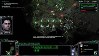 [StarCraft II] Campaign -Wings of liberty- part 6