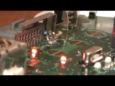 soldering new led 39 s to the xbox 360 controller how to make do everything. Black Bedroom Furniture Sets. Home Design Ideas