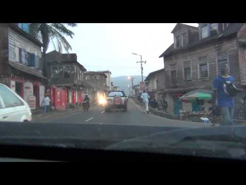 DECEMBER 2011- FREETOWN, SIERRA LEONE.