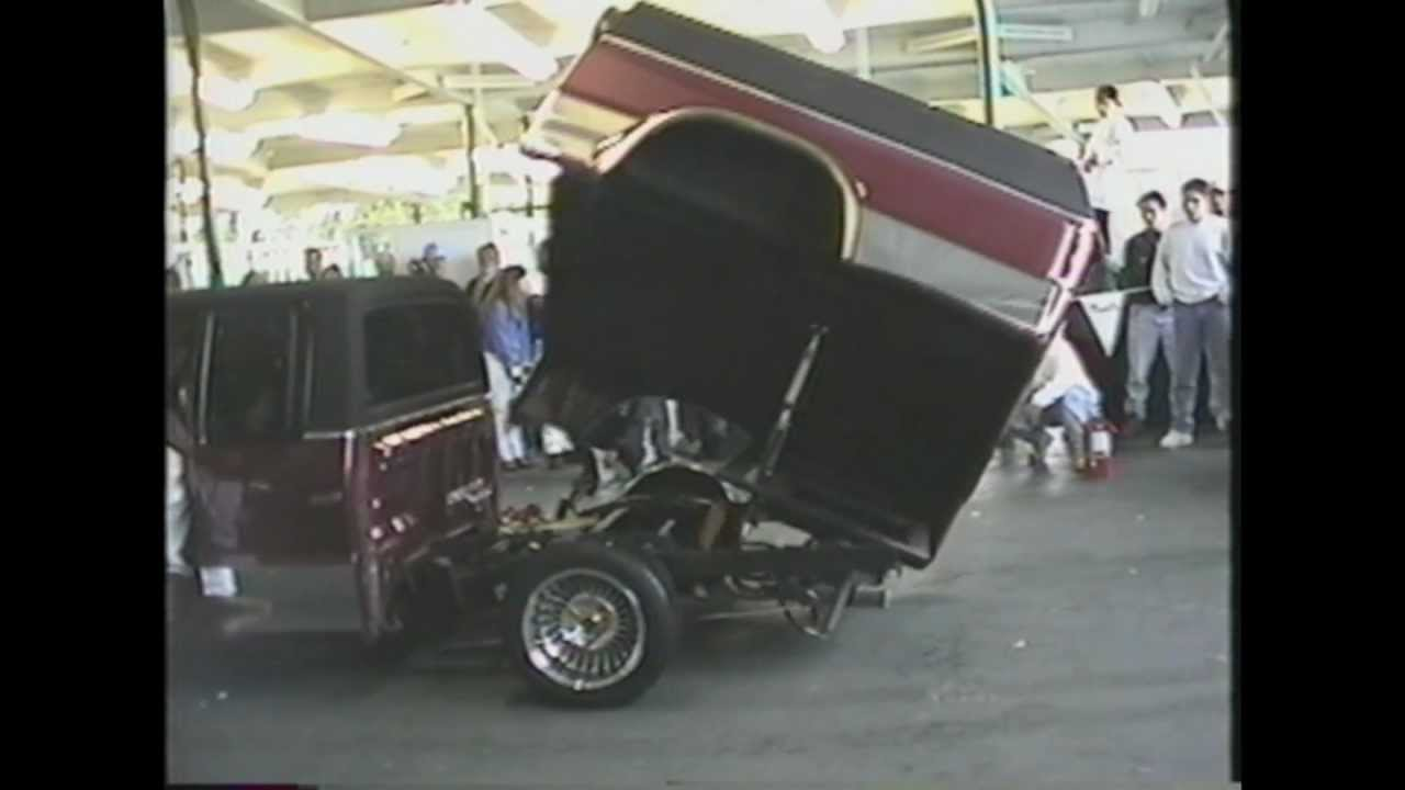 lowrider dancing bed  slammed 2 perfection