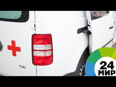 При взрыве газа в Тбилиси пострадали четыре ребенка - МИР 24