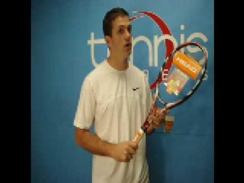 Head MicroGel Prestige Pro- Tennis Express Racket Reviews