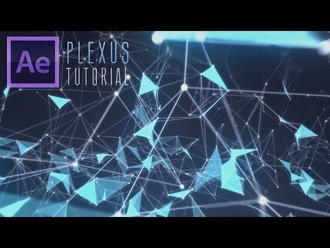Sexy Plexus Intro | After Effects CC Tutorial