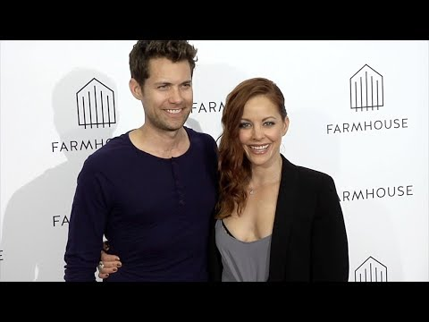 "Amy Paffrath and Drew Seeley ""Farmhouse"" Grand Opening Red Carpet thumbnail"