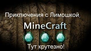 Minecraft, выживание с Лимошкой. 1 серия (Частичка 5)