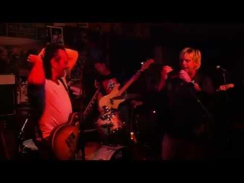 Vivian Campbell of Def Leppard&Andrew Freeman w/ SIR SODOFF&THE TRAIN WRECKS