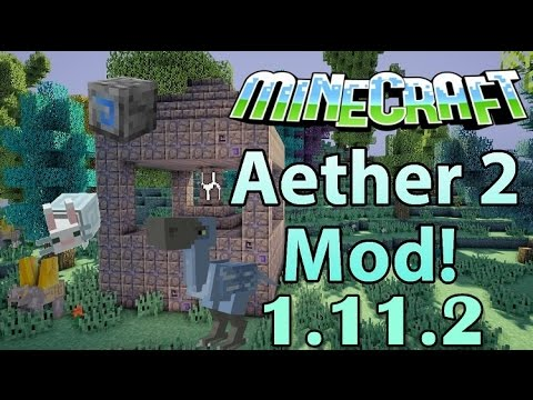 Top1mc - Aether 2 Mod 1.11.2/1.10.2 - Minecraft Installation & Review