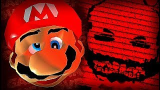 A VERY SPECIAL SCARY GAME FOR YOU | Super Mario 64 Creepypasta Rom Hack