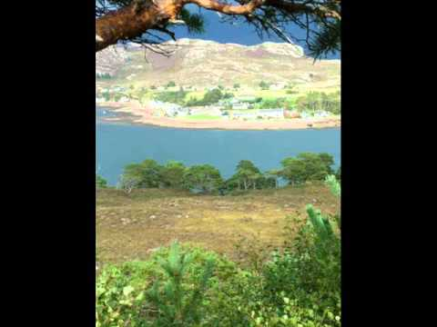 Shieldaig Wester Ross Scottish Highlands Scotland