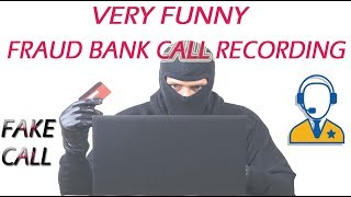 Very funny sbi fraud call | fake call from sbi 2018 | fraud calls from bank