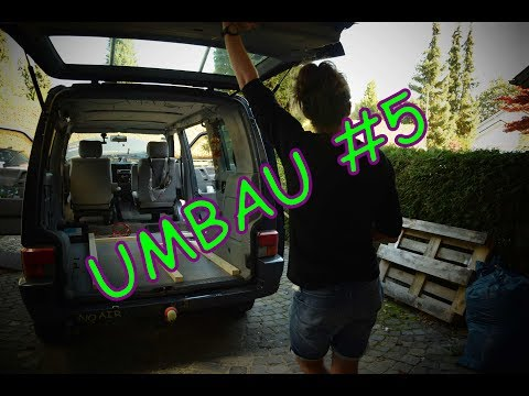 VW T4 MULTIVAN UMBAU #5  VANLIFE GERMANY MÜNCHEN