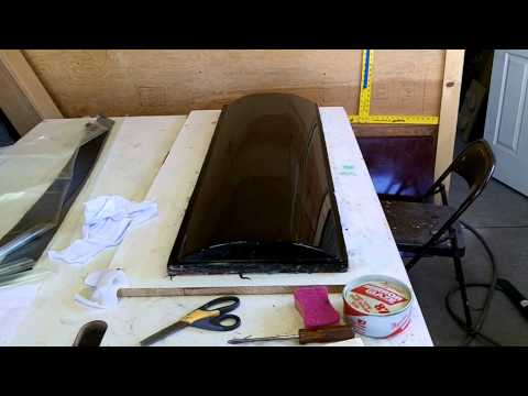DIY Carbon Fiber Longboard Tutorial- 3 of 7