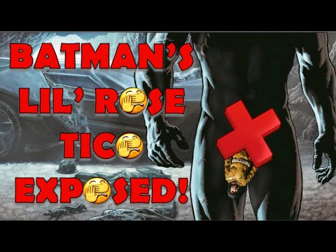 """DC COMICS OFFERS NEW """"MATURE"""" BATMAN TITLE WITH """"ADULT CONTENT!"""" That means Bruce wang."""