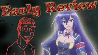 Wicked Anime: Early Review - Medaka Box