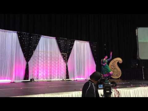 Nritaangan Dance Academy - Solo - Mere Dholna Sun Taste of India...