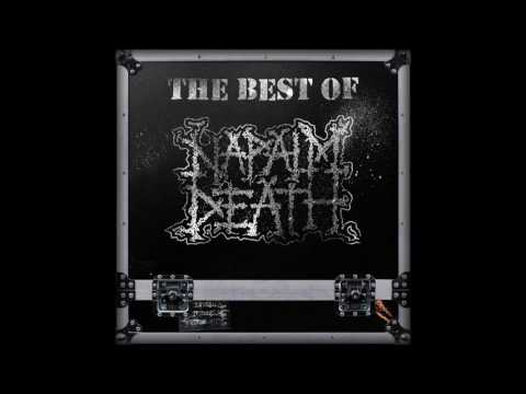 NAPALM DEATH - The Best Of Napalm Death [full]