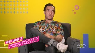 "Pete Wentz Explains ""Young And Menace"" Single"