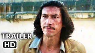 THE MAN WHO KILLED DON QUIXOTE Trailer (Adam Driver, Terry Gilliam) Movie 2018