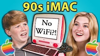 Download Lagu TEENS REACT TO FIRST iMAC EVER (20th Anniversary) Gratis STAFABAND