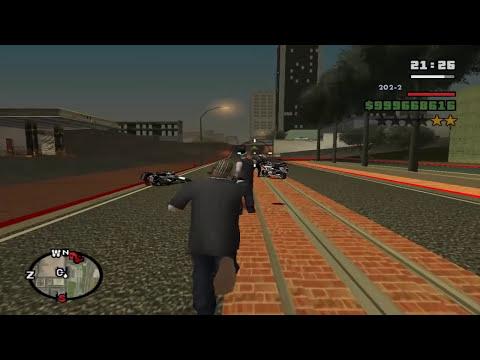 Como deixar o gráfico do seu GTA San Andreas mais real! Atualizado 2014