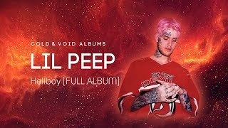 LiL PEEP – HELLBOY [FULL ALBUM]