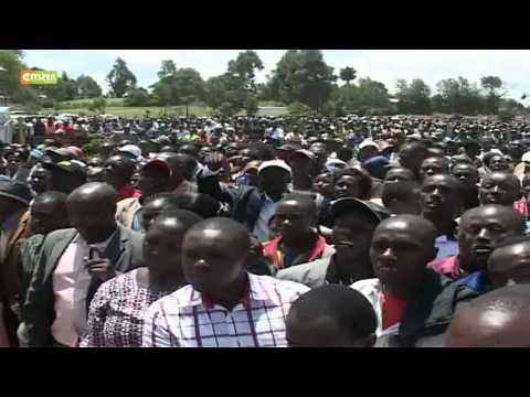 Ruto Vs Rutto Public Spat
