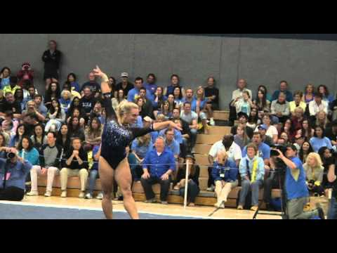 UCLA&#039;s Samantha Peszek: Pac-12 Gymnast of the Week (3/13)