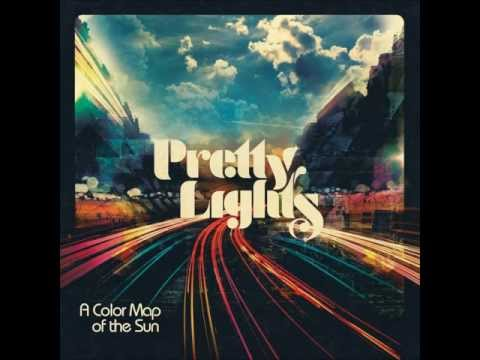 Pretty Lights: A Color Map of the Sun - The Love You Left Behind