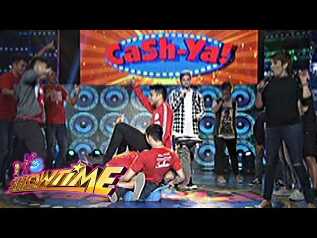It's Showtime: Will Team San Beda fit in a baby bath tub?