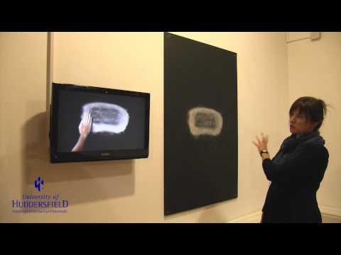 Dr Townsley talks about her exhibition 'Sisyphus' - Installation Three/University of Huddersfield